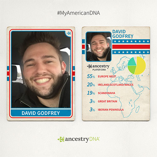 Worked for Ancestry on DNA team